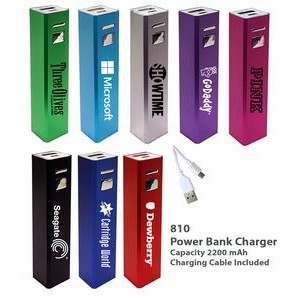 Superior 2200 mAh Popular Portable Power Bank Charger